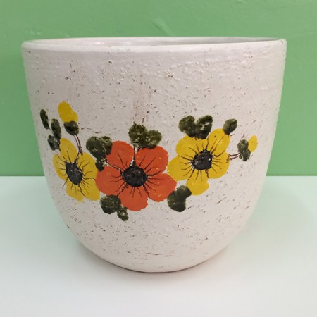Made In Italy/Rosenthal Netter Planter $60.00 by FLORAL/FOLIAGE PLANTERS