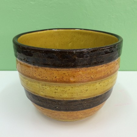 Made In Italy/Rosenthal Netter Planter $40.00 by VINTAGE PLANTERS, POTS & TROUGHS