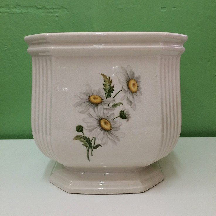 Royal Winton Planter (Daisy) $30.00 by FLORAL/FOLIAGE PLANTERS