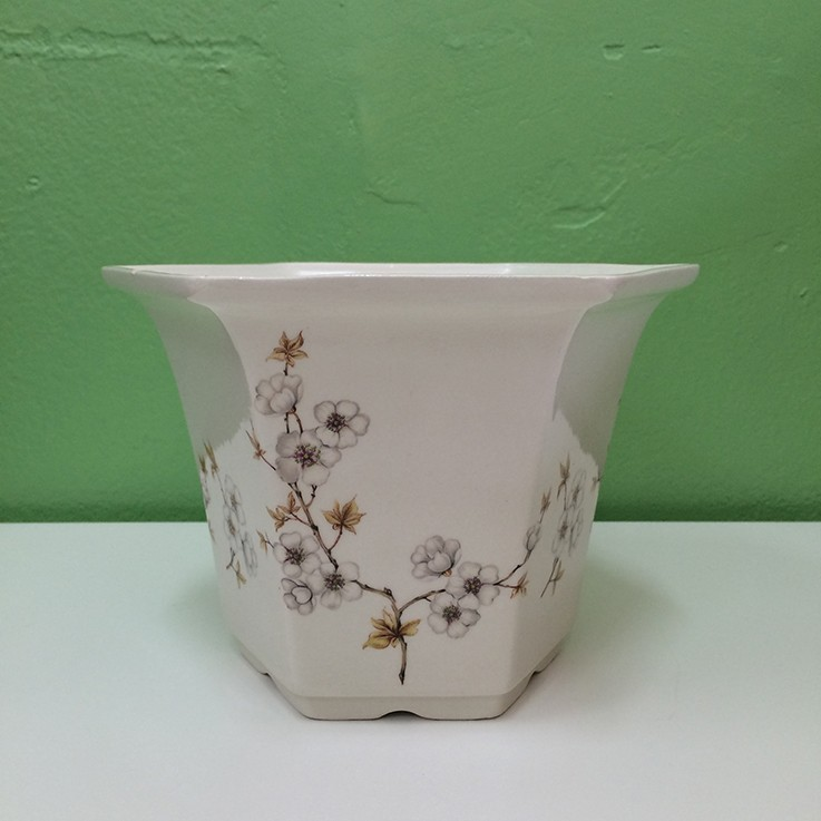 Royal Winton Planter (Blossom) $20.00 by FLORAL/FOLIAGE PLANTERS